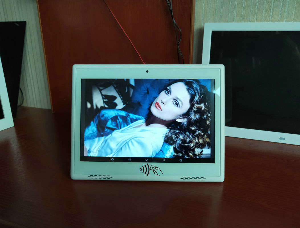 HD WIFi Touch Screen Digital Frame All In One Display With RFID/NFC Access Cards Reader